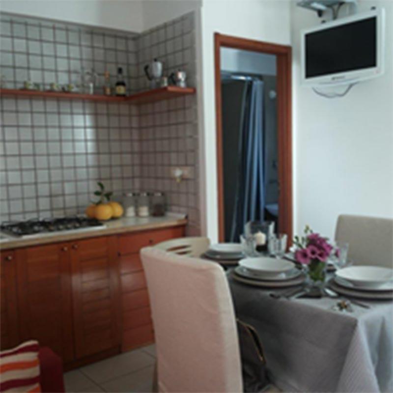 Appartamento Torre dei Pirati - Case Borgo Vacanze